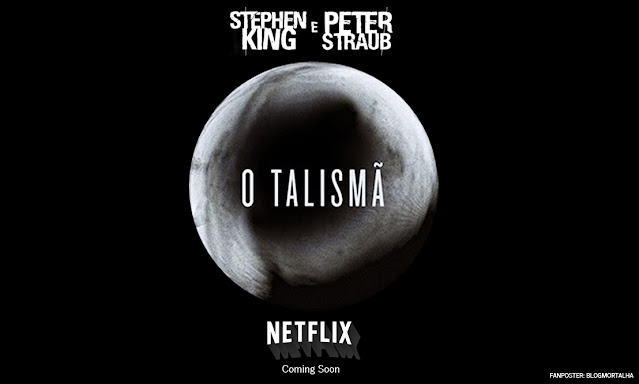 Book of stephen king and peter straub, The Talisman, will be adapted on netflix