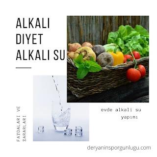 alkali-su-nasıl-yapılır