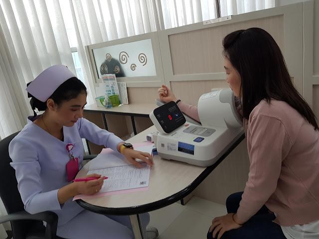 Rhinoplasty Nose Surgery in Thailand, Operasi Hidung di Thailand Bersama Private Tour Guide Riana