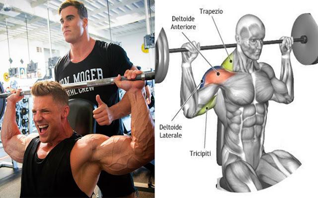 7 Best Muscle Building Shoulder Exercises