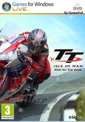 TT Isle of Man Ride on the Edge [Full] Español [MEGA]