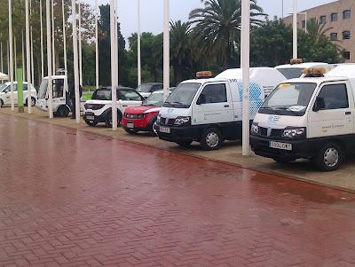 Exposicion de coches electricos (ExpoElectric)