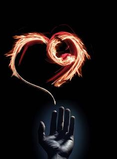 Conjuro de amor o amarre