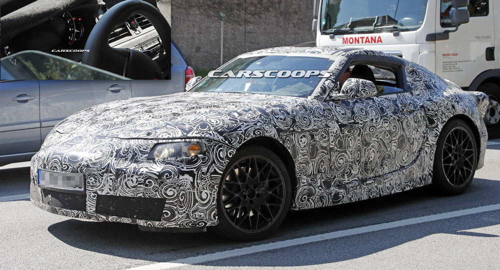 2018 Toyota Supra Coupe Could This Be It Nseavoice