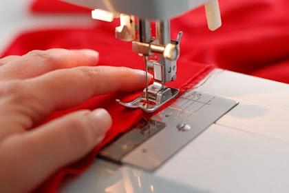 Tips Menjahit Baju Secara Otodidak