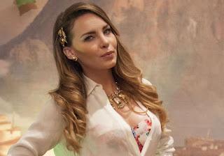 La cantante Belinda dice que a ella no la mantiene Criss Angel, ni nadie