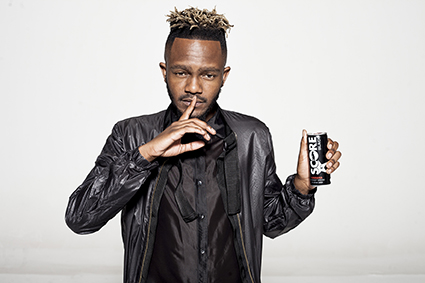 New Score Black Lights Up The Hip-hop Sphere With Kwesta @DrinkScore #ScoreWithKwesta