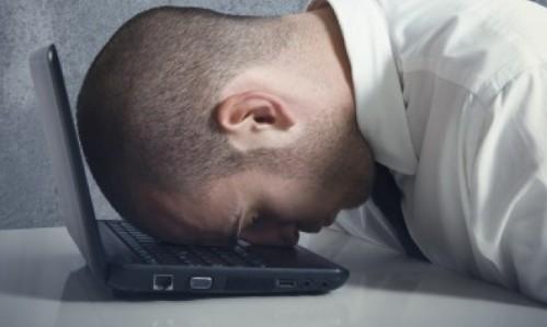 Μήπως η δουλειά σας δεν σας κάνει καλό; Αυτά είναι τα επαγγέλματα που έχουν συνδεθεί με την κατάθλιψη