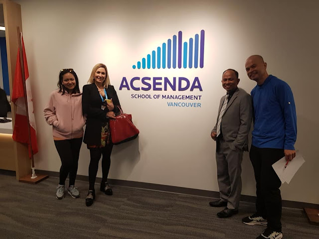 Acsenda School of Management - Vancouver, British Columbia
