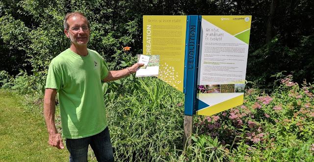 Jardin Moore - Normand Ouimet