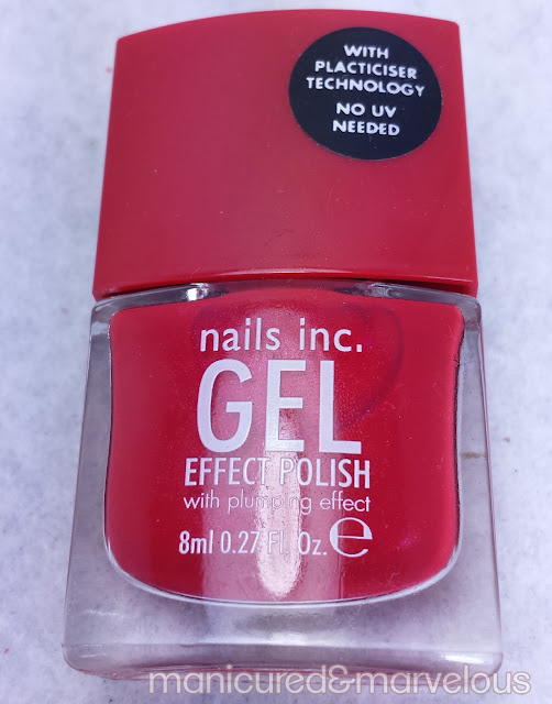 Nails Inc Gel Effect St. James