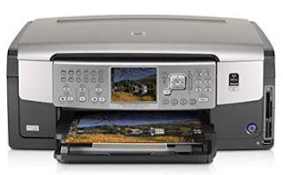 HP Photosmart C7100 Télécharger Pilote
