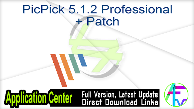 PicPick 5.1.2 Professional + Patch