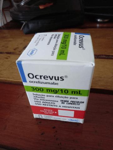 caixa ocrevus ocrelizumabe sus