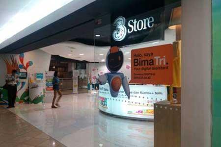 Alamat & Nomor Telepon 3 Store Jakarta Timur