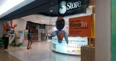Alamat Nomor Telepon 3 Store Jakarta Timur