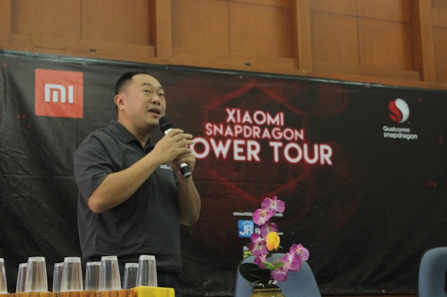 Om Dominicus Susanto dari Qualcomm Indonesia