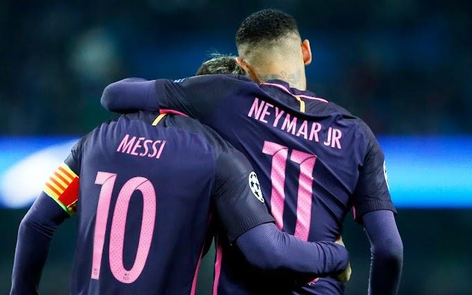 Why Brazilian kids like Leo Messi more than Neymar