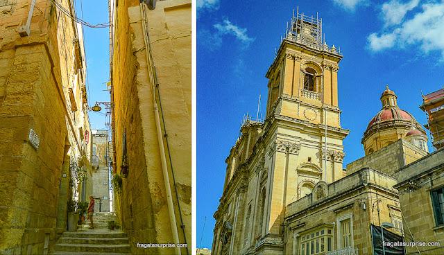 Colegiata de São Lourenço, Birgù, Malta