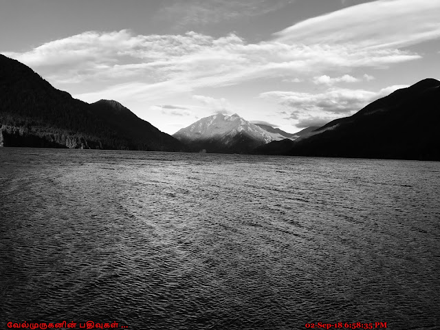 Lake Crescent and Mount Storm King