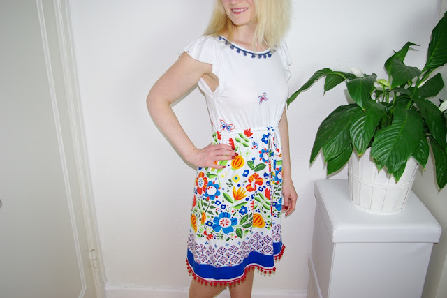 Kleid Clyde von UNIKATze