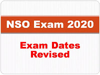 About NSO Exam 2020