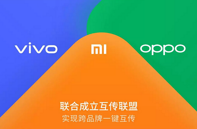 Xiaomi, OPPO, & Vivo Team up to create a File sharing system without Internet & upto 20MBPs