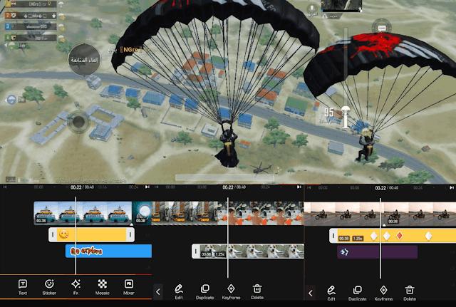 تحميل برنامج مونتاج فيديو سهل الاستعمال vivavideo 2020