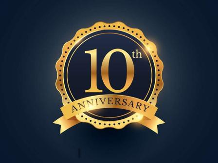 [News]  Happy 10th Anniversary Red Rocket Blog!!
