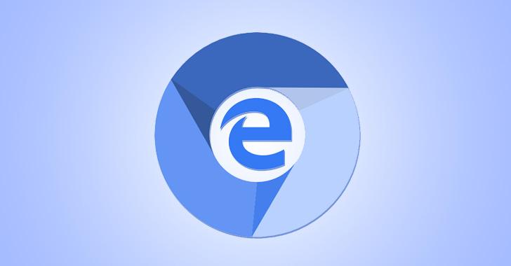 Microsoft Edge Berbasis Chromium