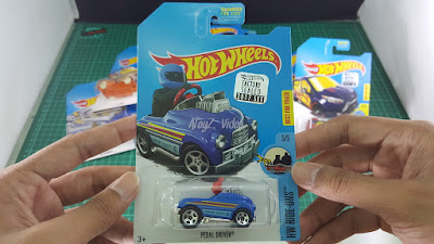 Hot Wheels Treasure Hunt Pedal Driver