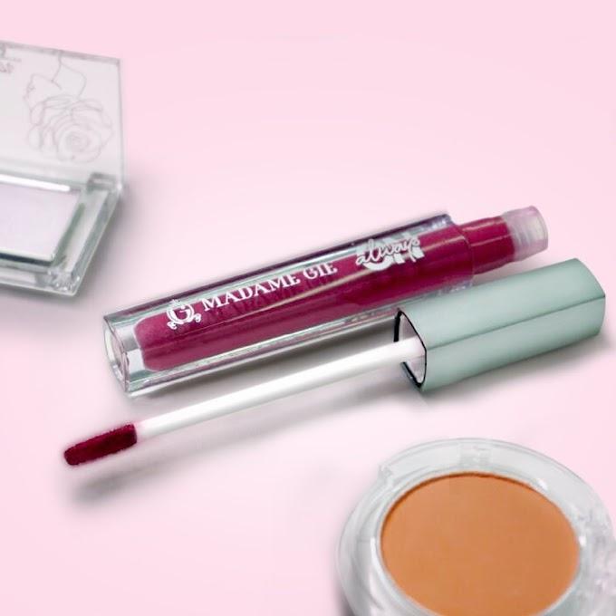 Layak Dicoba! Lipstik Madame Gie by Gisella Anastasia
