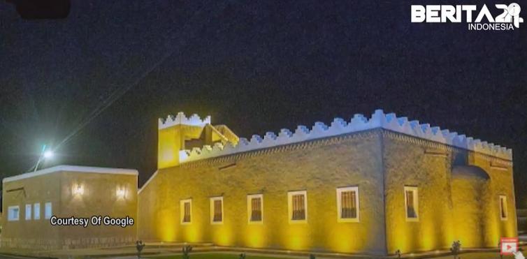 Masjid Al-Ajlan Arab Saudi Dibuka Kembali Bagi Jamaah