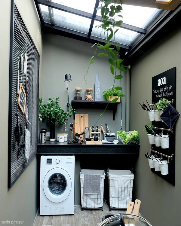 Laundry Room Decor Ideas Home Interior Exterior Decor Design Ideas