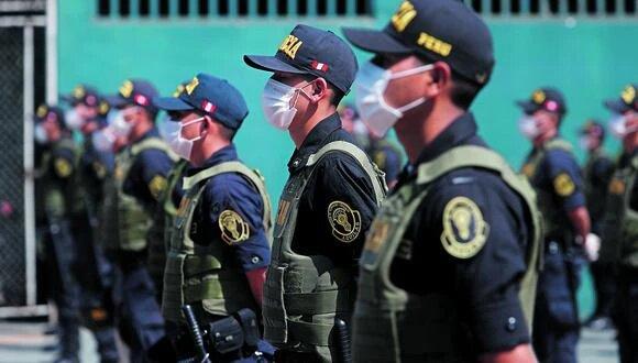 Hay 4.800 policías en La Libertad