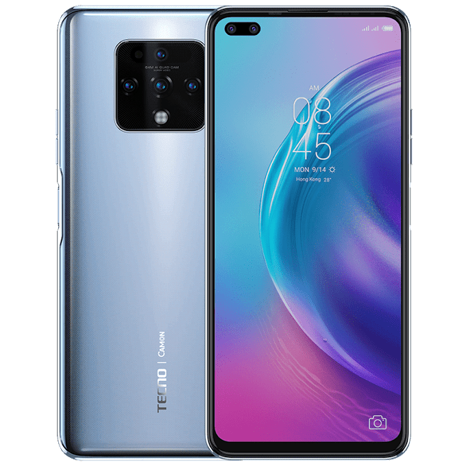 Features And Specification Of Tecno Camon 16 Optimum