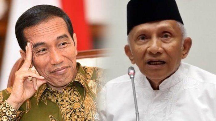 Bandingkan Rezim Jokowi dan Soeharto, Amien Rais: Sangat Menyedihkan!