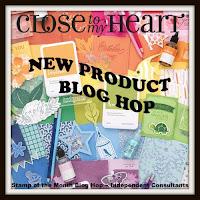 New Product Blog Hop Badge