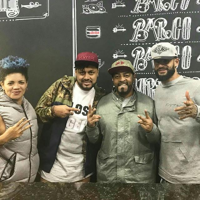 IMG-20170512-WA0015 Ao Cubo encontra o amigo e rapper Thaíde em inauguração - Portal Ligação Teen