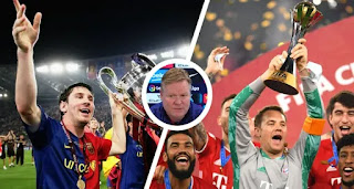 Koeman reveals he prefers Guardiola's sextuple at Barca. It was the best play in the past 25 years