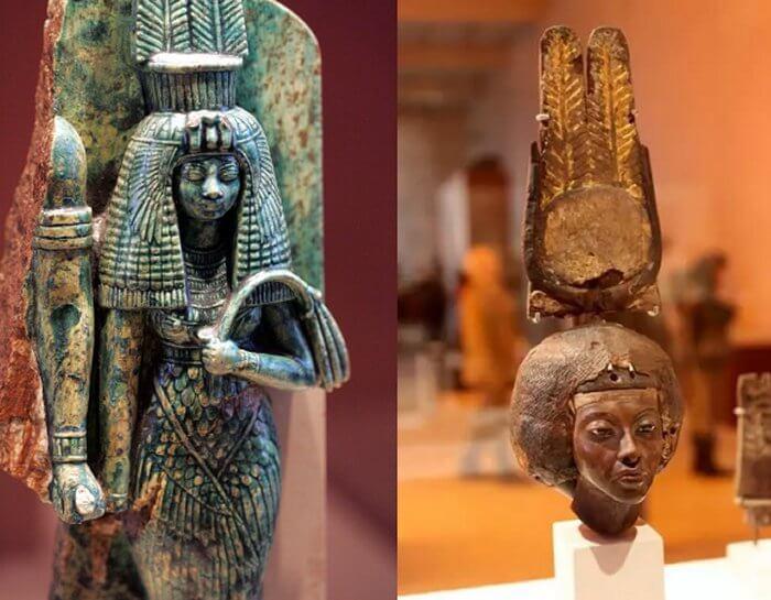 Mumia Ratu Tiye