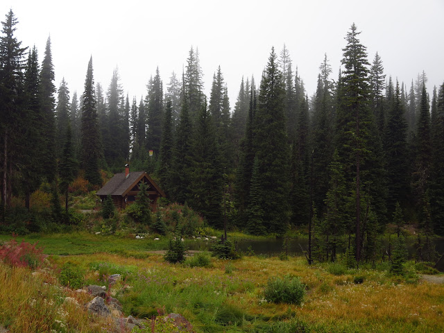 Bridal Lake Cabin British Columbia Kootenay Pass