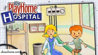 تحميل لعبة ماي بلاي هوم My PlayHome apk كل الاجزاء ماي بلاي هوم المدرسة , المستشفى