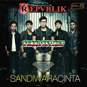 Repvblik - Sandiwara Cinta (2014) Album cover