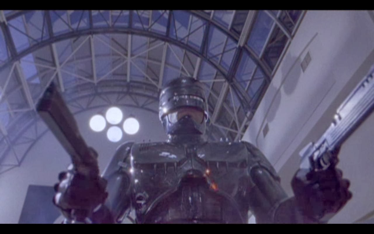 Things I Have Watched: Robocop: Prime Directives (2001