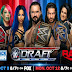 WWE pública regras e superstars disponíveis no Draft deste ano