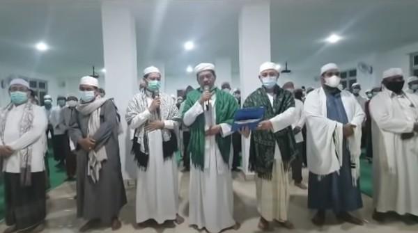 Tak Beda AD/ART Front Persatuan Islam dan FPI Meski Bersalin Rupa