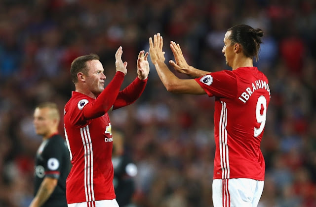 Rooney Sangat Senang Bisa Mencetak Rekor Gol Buat Manchester United