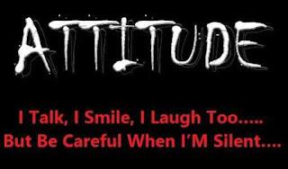 cool attitude status for boys in English