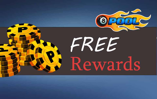 8 BALL POOL FREE REWARDS